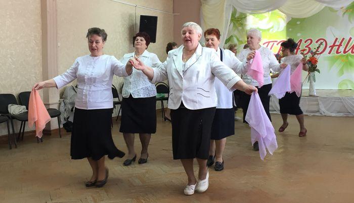 Время - танцевать
