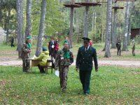 В Фурмановском районе прошел 18-й областной слёт школьных лесничеств