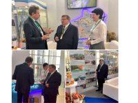 Делегация Ивановской области во главе с губернатором Павлом Коньковым принимает участие в агропромышленной выставке «Золотая осень – 2017»