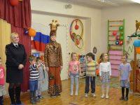 Ивановские дорожные полицейские организовали праздник для детей с нарушениями зрения