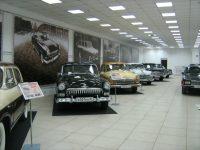 В преддверии Дня автомобилиста можно будет бесплатно посетить Музей советского автопром