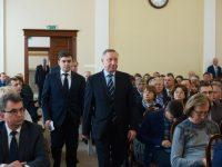 В Ивановской области официально представлен временно исполняющий обязанности губернатора Станислав Воскресенский