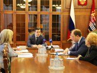 Станислав Воскресенский:  Бюджет Ивановской области получил  дополнительно более 2 млрд рублей