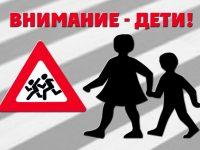 Внимание: дети!