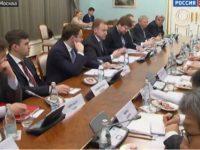 Станислав Воскресенский принял участие в переговорах     вице-премьера Игоря Шувалова с министром экономики, торговли и промышленности Японии Хиросигэ Сэко