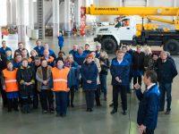 Рабочие завода «Автокран» в Иванове выступили с предложением к Станиславу Воскресенскому