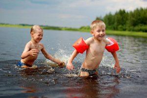 Ныряем в лето
