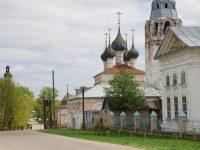 Приглашает село Писцово