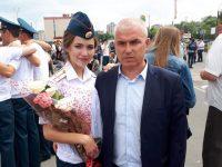 В Ивановской пожарно-спасательной  академии  выпуск