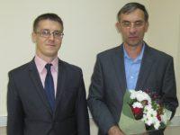 Сергей Лебедев - почетный машиностроитель Ивановской области