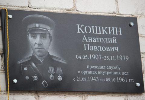 Памяти Анатолия Кошкина