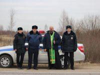 Комсомольские инспекторы  надеются на помощь Бога
