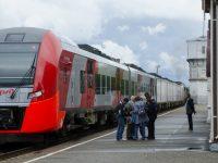 В ноябрьские праздники запущены дополнительные поезда «Ласточка» в Иваново и Москву