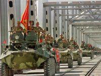 Им выпало  военными дорогами пройти