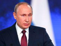 Владимир Путин отметил важность развития образования и медицины в сельской местности