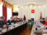 Станислав Воскресенский потребовал от глав муниципалитетов решить вопросы с уборкой территорий от снега и наледи
