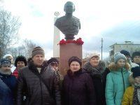 В память о земляке – Герое Советского Союза