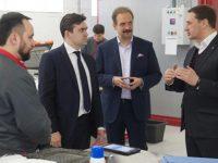 В области открыто первое в стране цифровизованное производство