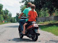 За рулем – несовершеннолетний