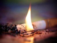 МЧС предупреждает: неосторожность при курении может стать причиной пожара
