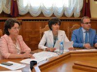 Марина Дмитриева провела совещание по реализации нацпроекта «Культура» в Ивановской области