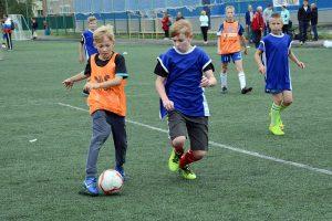 В Ивановской области выявили лучших дворовых футболистов