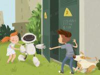 «Ивэнерго» призывает родителей еще раз  напомнить детям об опасности электрического тока
