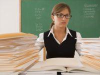 В «Единой России» предложили сократить формы отчетности для учителей