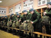 Призыв: комсомольчане  уже отправлены в войска