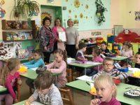 Ветераны из дома-интерната «Лесное» стали участниками благотворительной акции «Круг добра»