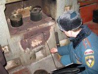 Топите печь безопасно
