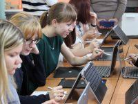В Писцовскую школу пришел высокоскоростной интернет