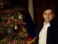 Станислав Воскресенский поздравил жителей Ивановской области с Новым 2020 годом