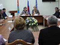 Уполномоченный по правам человека в Ивановской области Светлана Шмелева побывала в Комсомольском районе