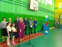 В пучежском лицее после ремонта открылся спортивный зал