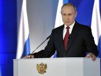 Владимир Путин — о демографической ситуации