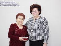Писцовским ветеранам  вручили памятные медали