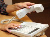 О режиме самоизоляции можно узнать по телефону