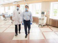 На базе медицинского центра «Решма» развернуто 139 инфекционных коек