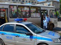 В регионе продолжаются проверки общественного транспорта по соблюдению регламентов профилактики коронавируса
