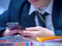 Комсомольские школьники  получили смартфоны