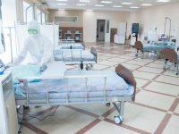 Брифинг по итогам заседания оперативного штаба по предупреждению распространения коронавирусной инфекции 9 июня