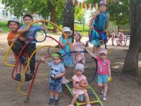 В районе начали работу детские сады
