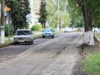 В Комсомольске идёт ремонт автомобильных дорог