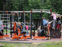 Комсомольчане могут сдать нормы ГТО на новой спортивной площадке