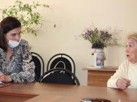 Людмила Минаева:  Дефицит медицинских кадров —  главная проблема Комсомольской ЦБ