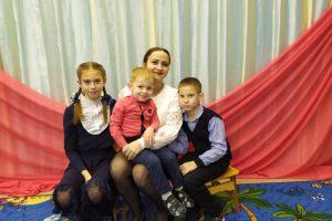 Ирина Ястребцева: Воспитываем детей своим примером