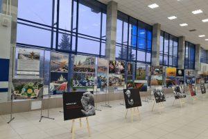 Пассажиры ивановского аэропорта смогут увидеть Куршскую косу и вулканы Камчатки