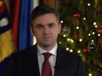 Станислав Воскресенский поздравил жителей Ивановской области с Новым 2021 годом