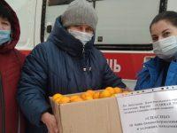Добровольцы организуют праздник для тех, кому нужна поддержка